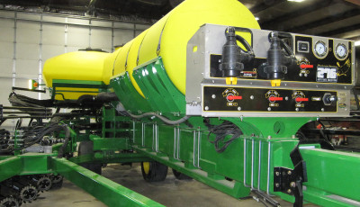 JD DB90 Planter (90'FMFO) with Alliance 276 Dual Liquid