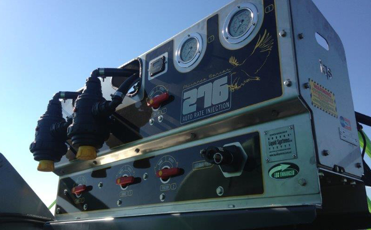 Allaince 276 Dual Rate Control Module